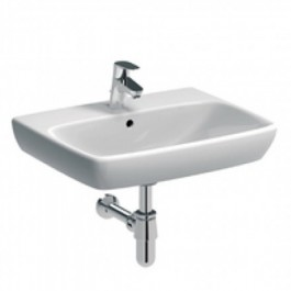 LAVABO 550x440mm SELNOVA SQUARE Geberit 500.290.01.1