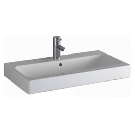 LAVABO 750x485mm iCON Geberit 124075000