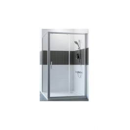 FIKSNA STRANA TUŠ KABINE 900mm H200 CLASSICS 2 SILVER/PROV Huppe C20511.069.322