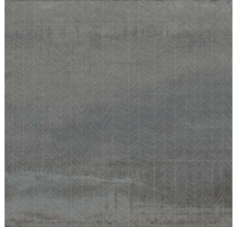 PLOČICE IRONSTONE DECORO TRIBALE ARGENTO RETT 750x750 Ragno R7WW
