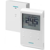 TERMOSTAT SOBNI RF LCD SEDMODNEVNI Siemens RDE100.1RFS