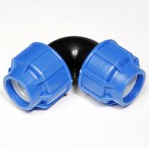 OKITEN KOLENO PVC - PLASTICA ALFA