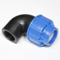 OKITEN KOLENO UN PVC - PLASTICA ALFA