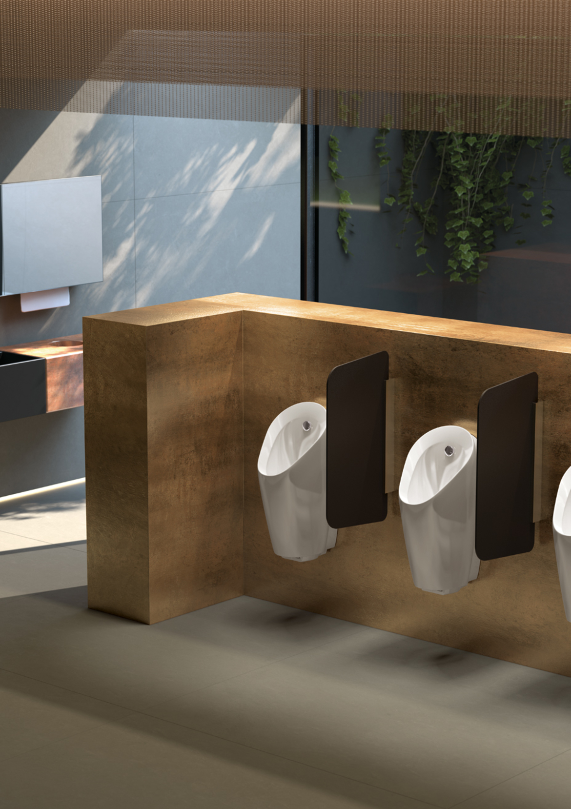 Geberit - Tamina Urinal System Renovation