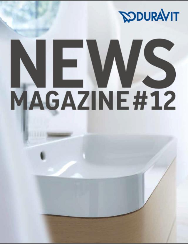 DURAVIT - NEWS MAGAZINE 12
