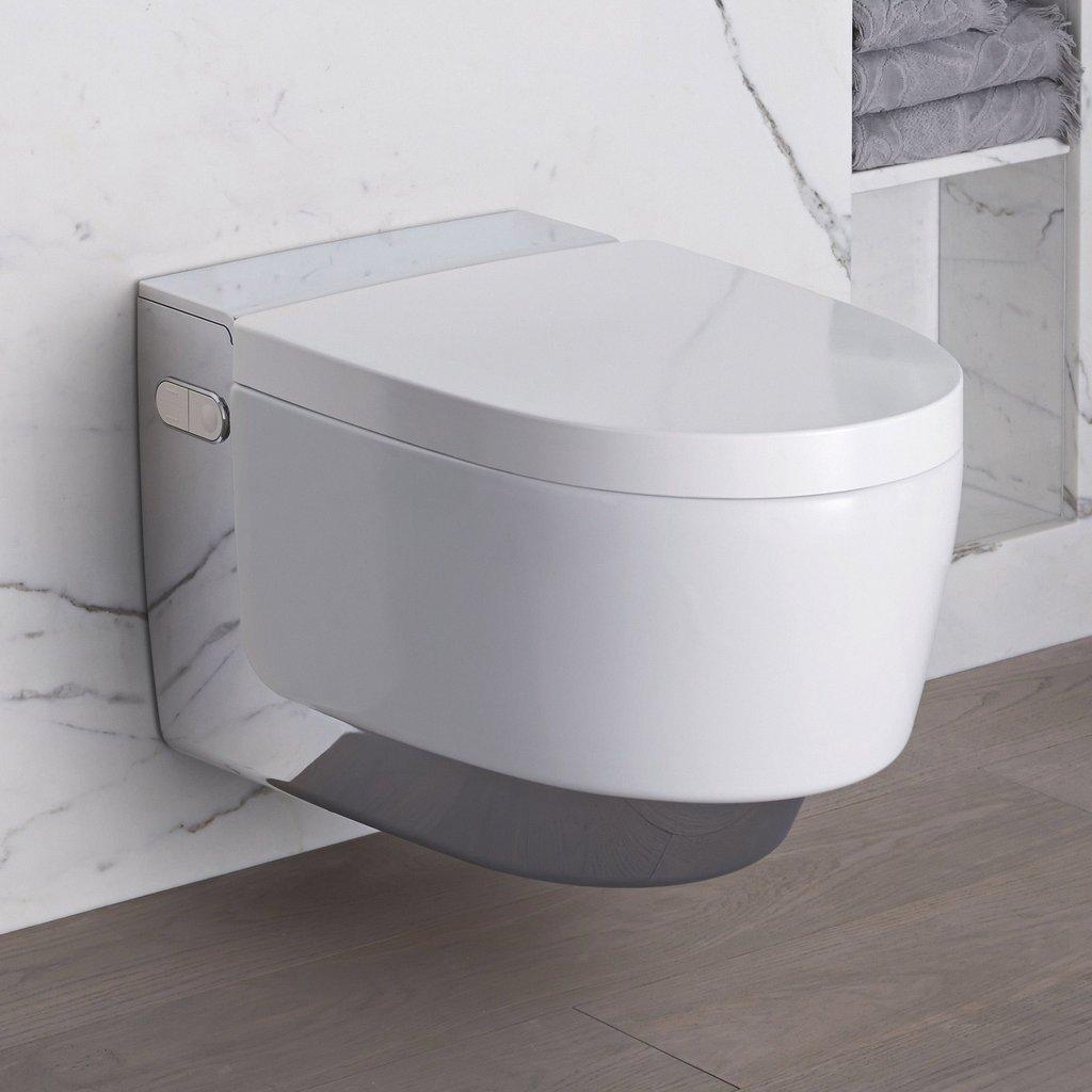 Tuš wc Geberit AquaClean!